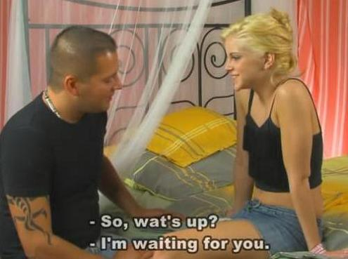 Young girlfriend Holly Brooks loses her anal virginity to her boyfriend  6716